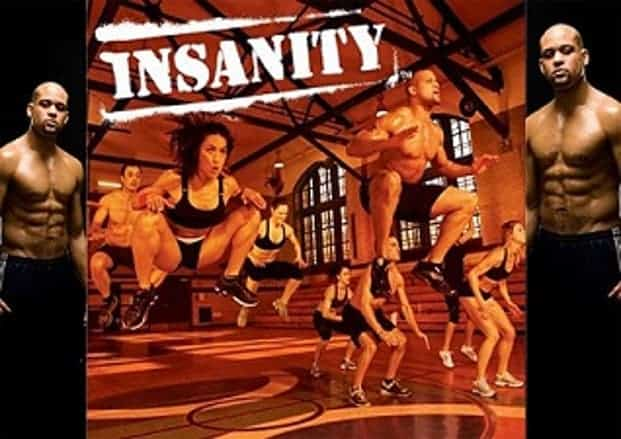 Pros of insanity workout